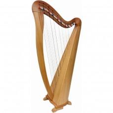 Glenluce Maberry 34 String Harp