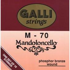 Galli Mandocello Strings