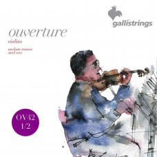 Galli Violin Overture Strings 1/2