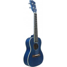 Ashbury Concert Uke, Flamed Maple