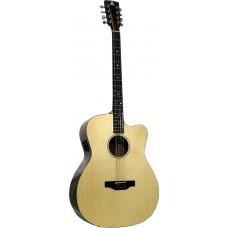 Ashbury Gazouki, Guitar Body
