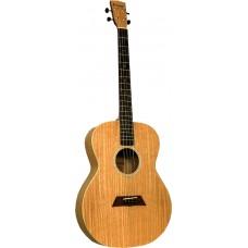 Ashbury Tenor Guitar, Flamed Oak GDAE