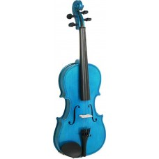 Blue Moon Blue Violin 3/4 Size GR65007B