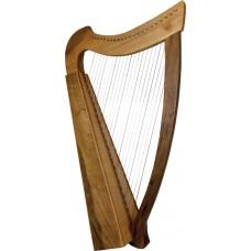 Glenluce 22 String Harp, 22 Levers