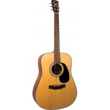 Bristol Dreadnought Guitar. Spruce Top