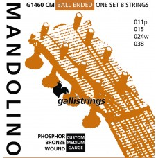 Galli Mandolin Strings. Ball Ended G1460 CM