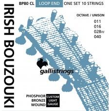 Galli Irish Bouzouki, Light Gauge 11/40