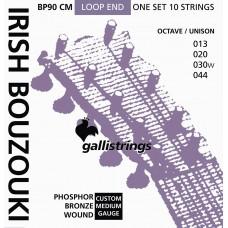 Galli Irish Bouzouki, Ball Ended Set 13/45