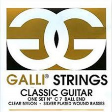 Galli Classic Ball Ended Strings C7