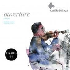 Galli Violin Overture D String