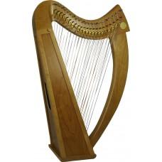 Stoney End Double Strung Harp, Truitt