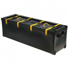 "HARDCASE 58"" Hardware cases with 4 wheels"