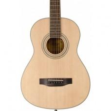 Hudson HI-75 (Left-Handed) 3/4 Acoustic guitar