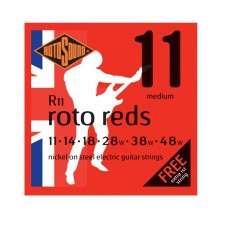 Rotosound R11 Roto Reds electric guitar strings